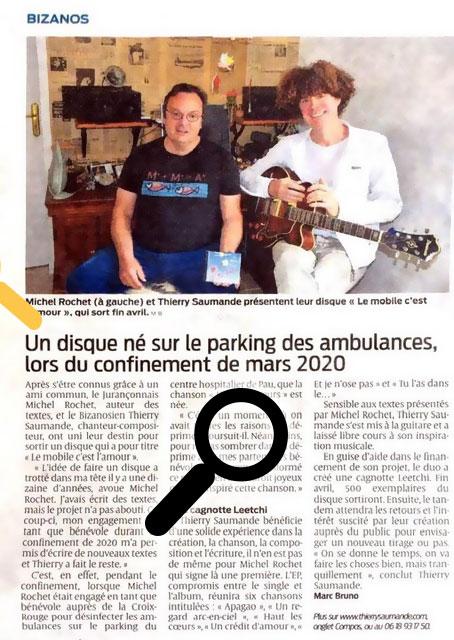 Article Journal Disque MichelRochet ThierrySaumande2