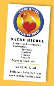 Carte de visite Sacree Michel2